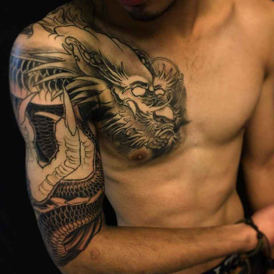 Boston Tattoo Services | Holistic Ink